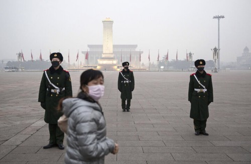 Smog-Choked Beijing Should Have Learned From New York's Mistakes