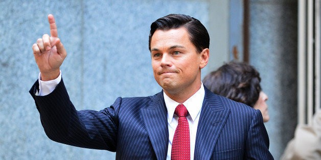 Leonardo DiCaprio Can Make Even '90s Suits Look Good In 'The Wolf Of Wall Street'