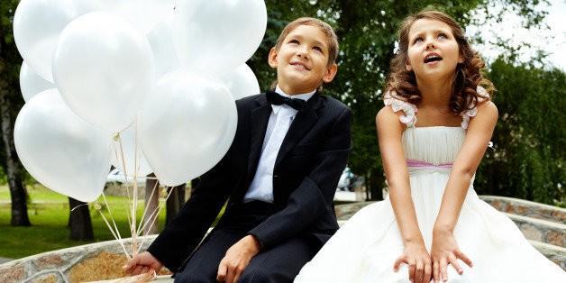 #MannersMondays: How To Tell Guests That Kids Are Not Invited To The Wedding | HuffPost Life
