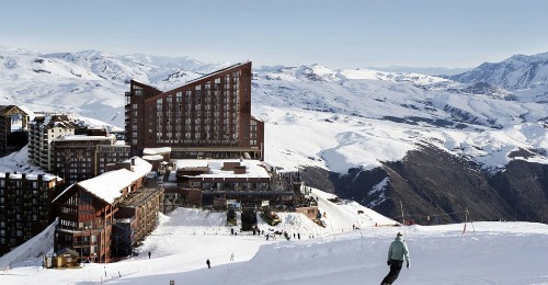 Ski South America During the Northern Summer