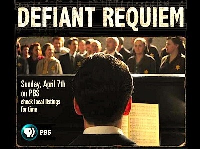 Voices Raised in Resistance: Powerful Defiant Requiem Premieres on PBS Sunday, April 7