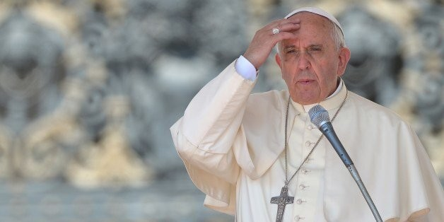 Pope Francis Warns The Global Economy Is Near Collapse