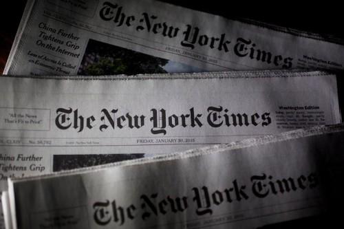 NYT Accused Of Normalizing White Nationalism In 'Nazi Sympathizer' Profile