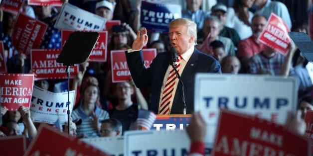 Donald Trump And The Rise Of White Identity In Politics