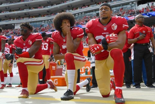 Some White People Are Very Mad At Nike And Colin Kaepernick