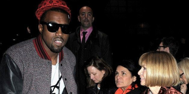 Rumors Kanye West Confronted Anna Wintour Over Latest Vogue Cover Are Bogus (UPDATE)