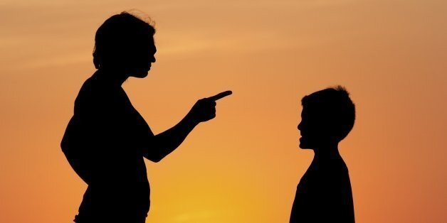 How to Threaten Your Children Effectively | HuffPost Life