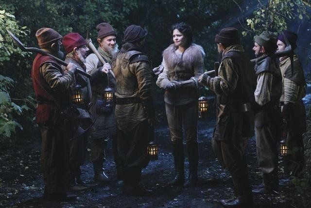 'Once Upon A Time': Ginnifer Goodwin Exclusive On Snow White, Seven Dwarves, Romance & More