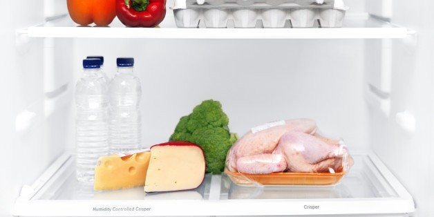 Here's How Long Your Food Will Stay Safe In The Fridge