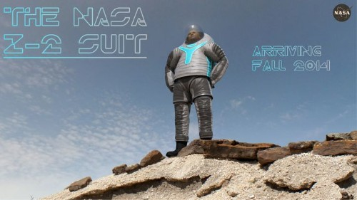 See The Bizarre New Space Suits That Will Take Us To Mars