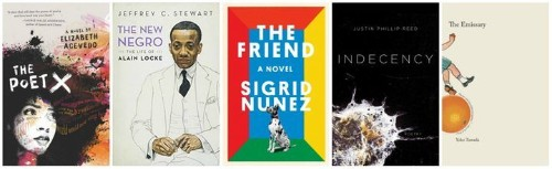 Here Are The Winners Of The 2018 National Book Awards
