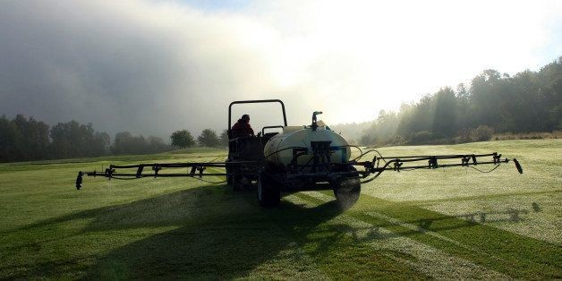 Pesticides Linked With Increased Parkinson's Risk   HuffPost Life