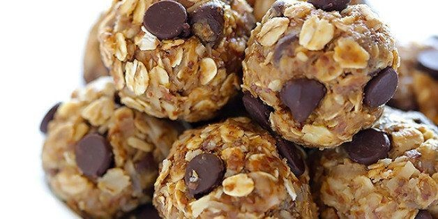 No-Bake Energy Bites Are The Little Healthy Snack Your World's Been Missing | HuffPost Life