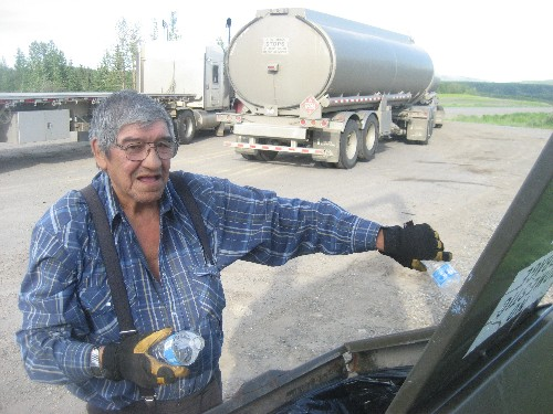 Hitching the Patch: Cree Carny on Fights, Women & Childhood
