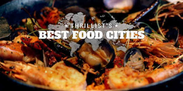 The World's 18 Best Food Cities, Ranked | HuffPost Life