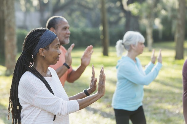 Five Gentle Exercises That Can Help To Relieve Pain
