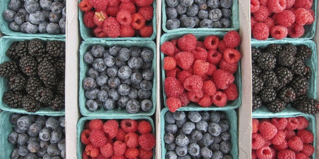 A Definitive Guide To All The Berries You Want To Eat This Summer