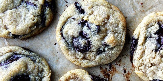 Here's Why Using Chips In Your Chocolate Chip Cookies Is A Huge Mistake | HuffPost Life