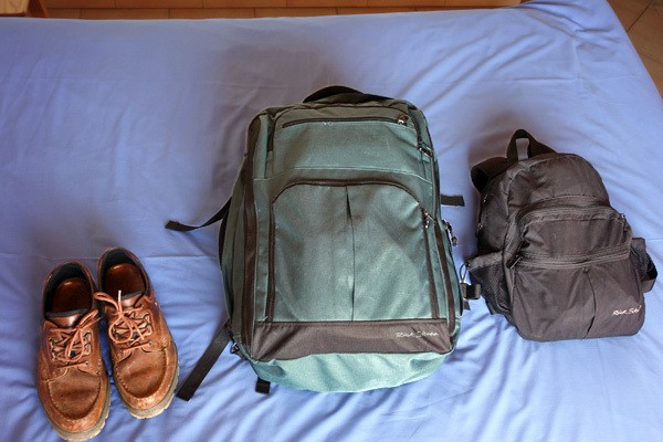 Packing Light: Two Months With 24 Pounds in a Carry-On Bag