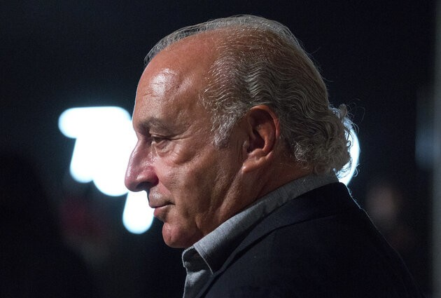 Philip Green Is No Longer A Billionaire, According To The Sunday Times Rich List