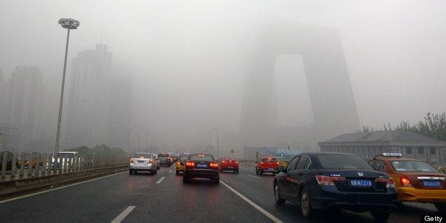 China Air Pollution: Government Announces Plan To Combat Smog And Haze