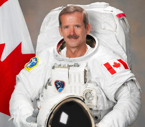 From Sea To Shining Sea, A Solar System 'Road Trip' With Astronaut Chris Hadfield