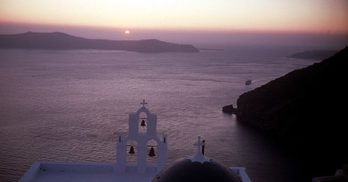 British Tourists Die In Buggy Accident On Greek Island Of Santorini