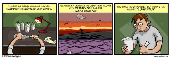 This Man's Comics About The Reality Of Depression Are So True