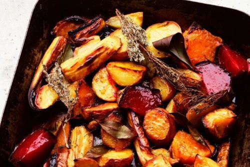 How To Make The Best Roasted Vegetables You've Ever Eaten | HuffPost Life