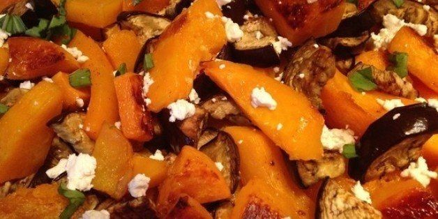 Roasted Autumn Vegetables | HuffPost Life