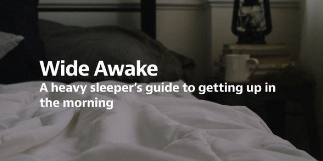 A Heavy Sleeper's Guide To Getting Up In The Morning | HuffPost Life