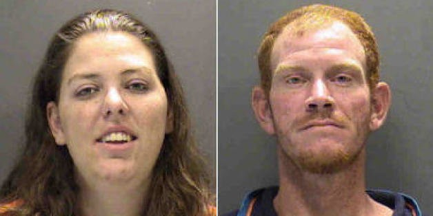 Couple Makes Meth At Library: Cops