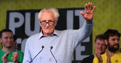 Michael Heseltine Warns Of 'Chilling' Similarity Between 'Extremes Of 1930s' And Today's Political Crisis