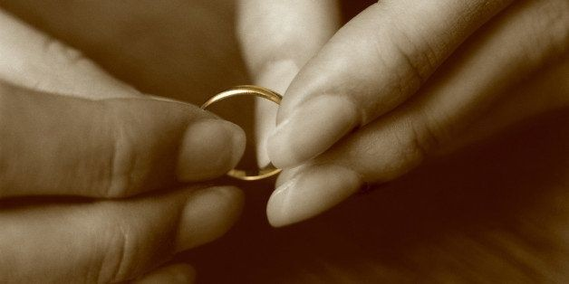 Just as the U.S. Legalized Gay Marriage, I'm Getting a Divorce