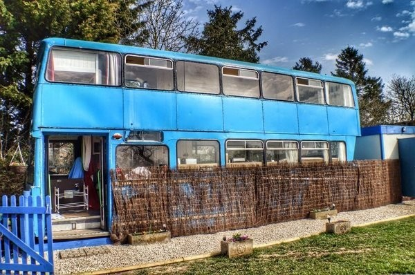 This Family Morphed A Double-Decker Bus Into The Ultimate Escape