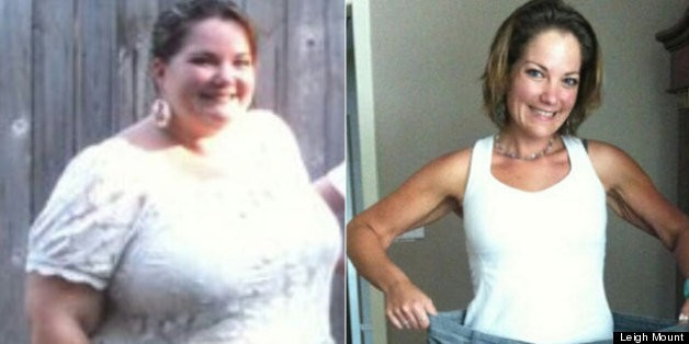 I Lost Weight: Leigh Mount Gave Up Cheesy, Processed Snacks And Lost 183 Pounds | HuffPost Life