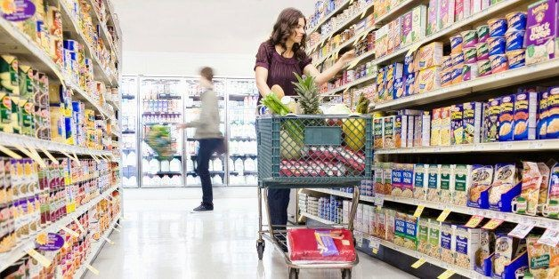 10 Tips For Healthier Grocery Shopping, From The Nutrition Experts Who Know Best | HuffPost Life