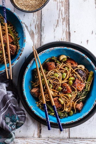 How To Turn Soba Noodles Into Your Dream Dinner