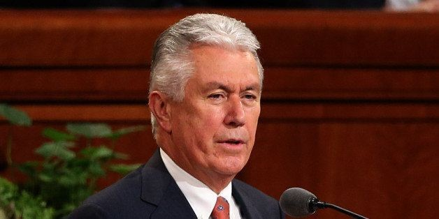 Dieter Uchtdorf, Mormon Leader, Says Church Has 'Made Mistakes' And There Is Room For All In LDS Faith