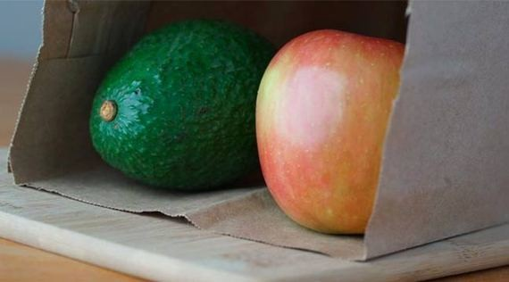 The Fastest Way to Ripen a Rock-Hard Avocado
