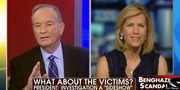 Bill O'Reilly To Laura Ingraham: 'The AP Story Is Not A Scandal' (VIDEO)