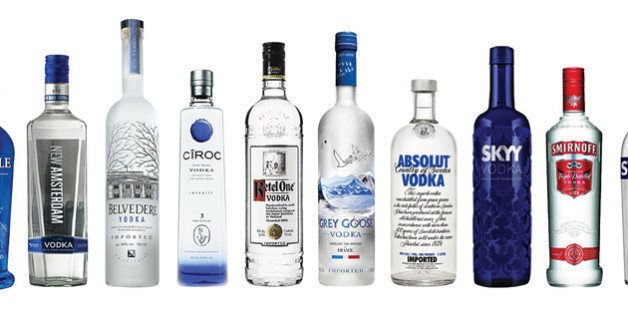 Which Vodka Bottle Do Americans Find 'Sexiest'? And Why Should We Care?
