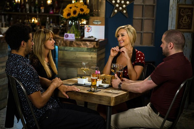 'Coronation Street' Spoilers: Aidan And Maria Connor Caught Out Already?