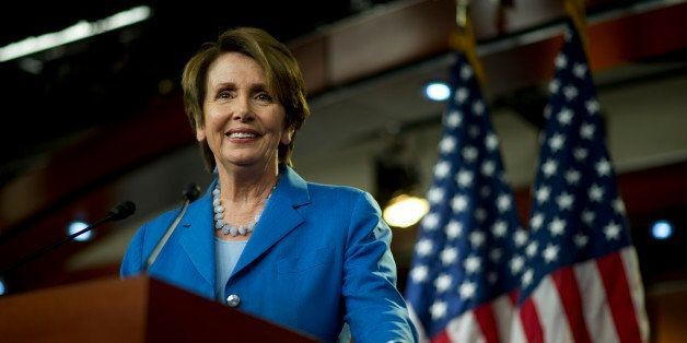 Nancy Pelosi Dings Putin: I Hope His Argument For Equality Applies To 'Gays And Lesbians In Russia'