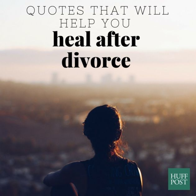 The No-Nonsense Quote That Got Me Through The 'Hell' Of Divorce