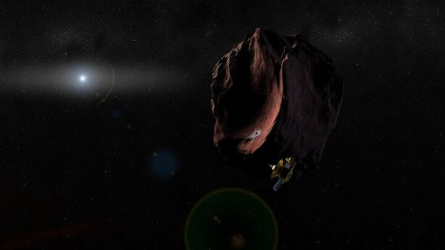 New Horizons Won't Be The Only Spacecraft At Our Solar System's Edge