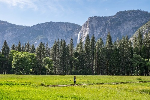 16 Iconic Sites in Yosemite National Park
