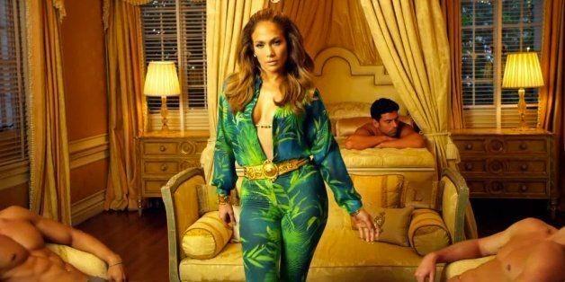 Jennifer Lopez's 'I Luh Ya PaPi' Video Turns The Tables To 'Objectify Men'