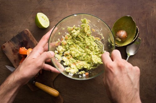 The Guacamole Recipe To End All Guacs | HuffPost Life