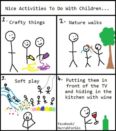 18 Parenting Cartoons That Get Straight To The Point | HuffPost Life